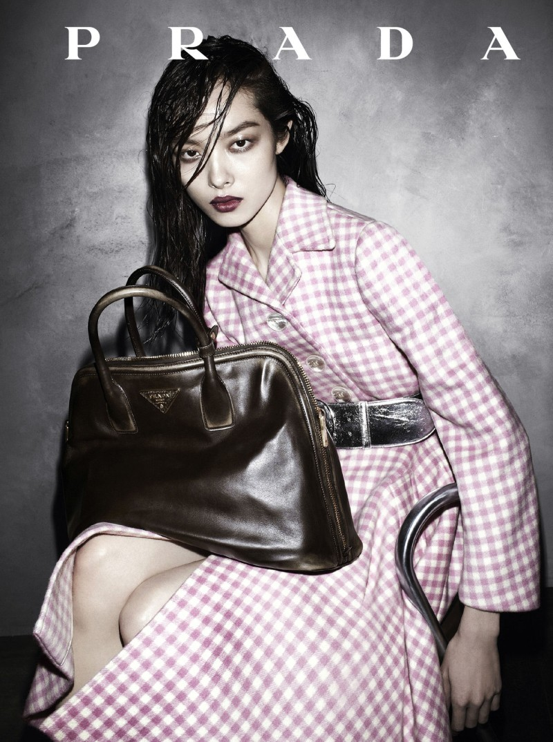prada aw campaign3 Christy Turlington, Freja Beha Erichsen and More Tapped for Prada Fall 2013 Campaign