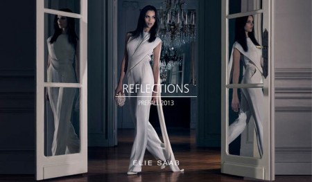 "Watch New Elie Saab Film, ""Reflections"""