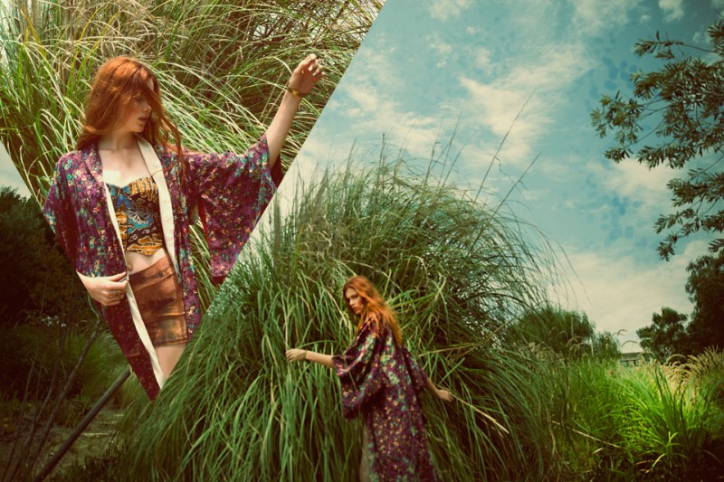 02 800x533 Wasteland Showcases Dreamy Vintage Fashions for New Lookbook