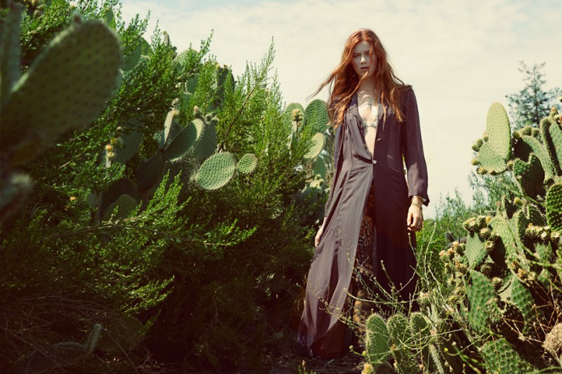 04 800x533 Wasteland Showcases Dreamy Vintage Fashions for New Lookbook