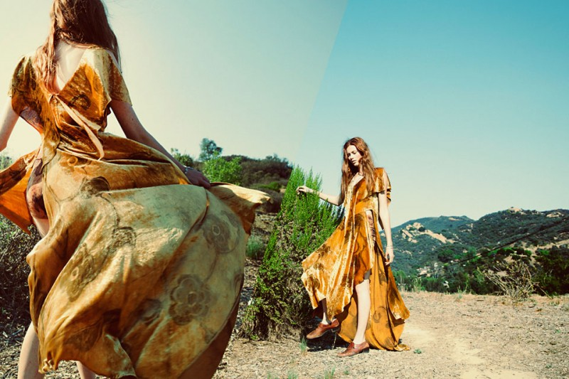 05 800x533 Wasteland Showcases Dreamy Vintage Fashions for New Lookbook