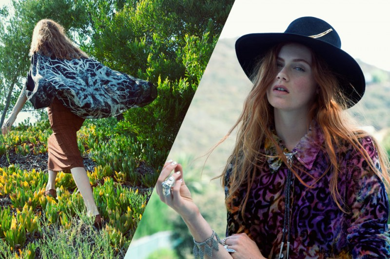 07 800x533 Wasteland Showcases Dreamy Vintage Fashions for New Lookbook