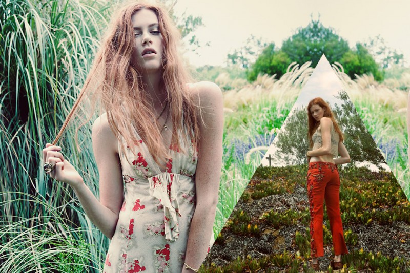 08 800x533 Wasteland Showcases Dreamy Vintage Fashions for New Lookbook