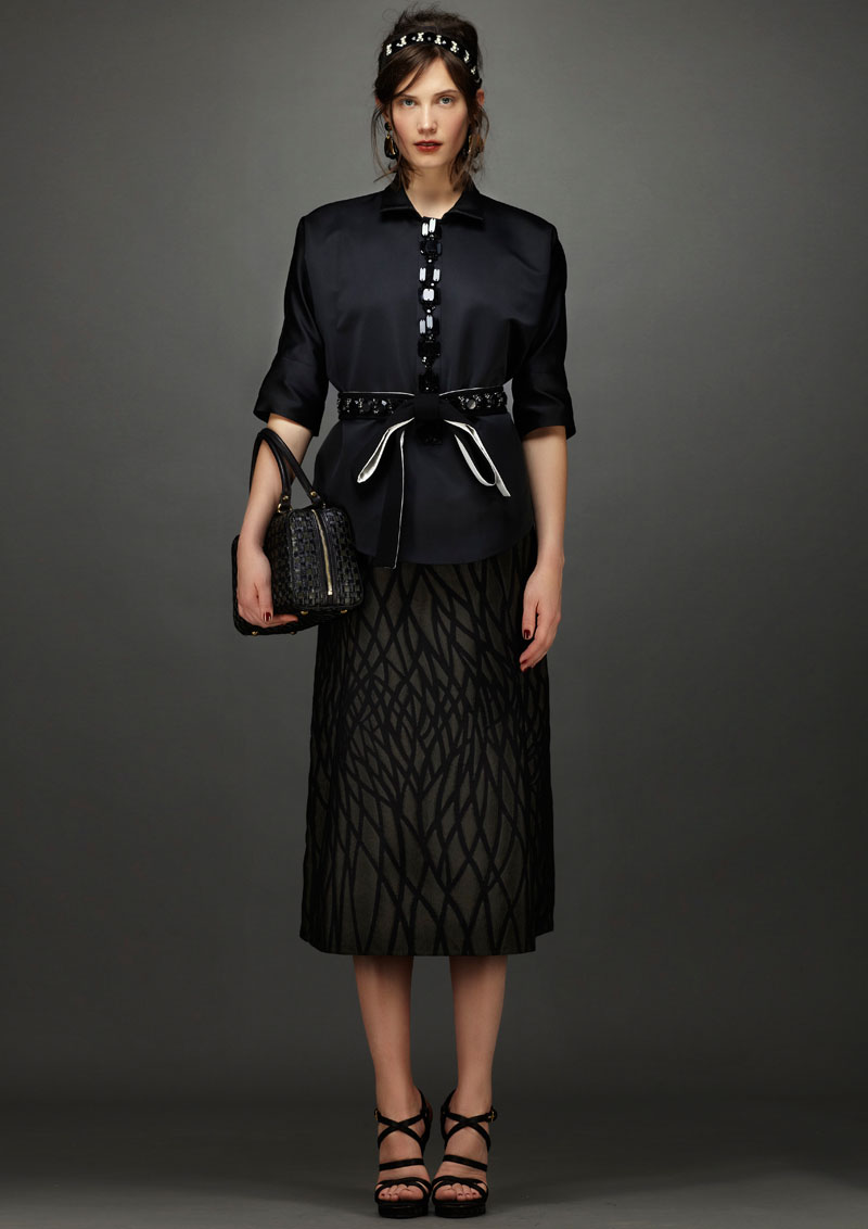 09 MARNI EVENING COLLECTION 2014 Marni Evening 2013 Collection