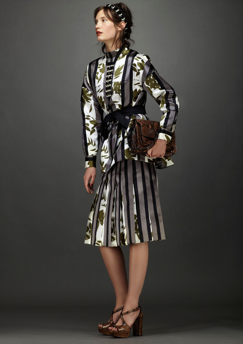 12 MARNI EVENING COLLECTION 2014 Marni Evening 2013 Collection