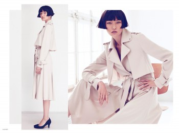 Wang Xiao Fronts H&M Trend Update