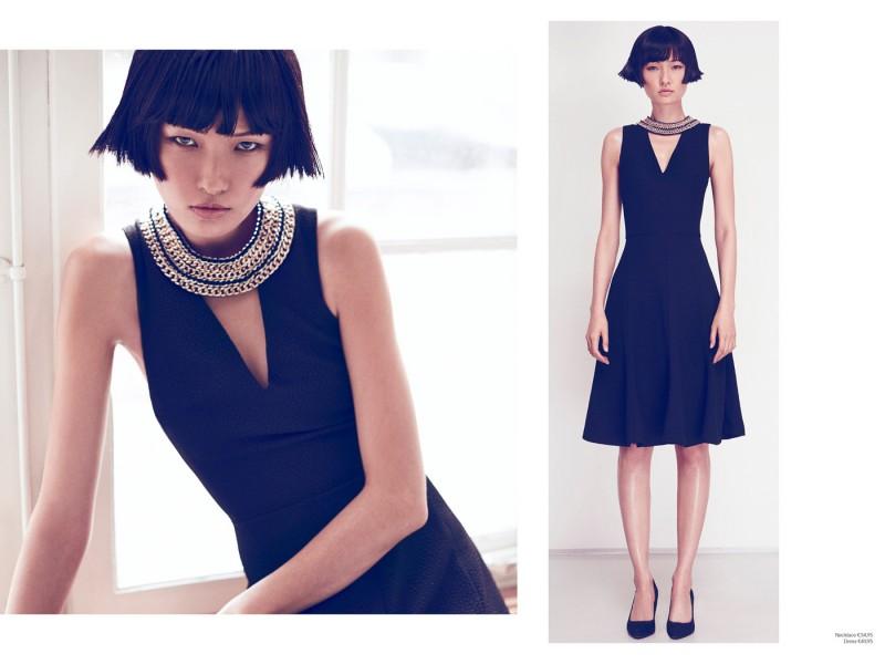 1AG xiao5 800x600 Wang Xiao Fronts H&M Trend Update