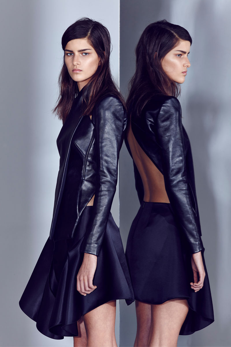 DION LEE RESORT 14 11 Dion Lee Resort 2014 Collection