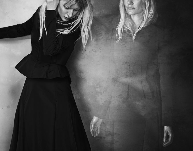 LidaBadayF13 03 Kirsten Owen Fronts Lida Baday Fall 2013 Campaign by Chris Nicholls