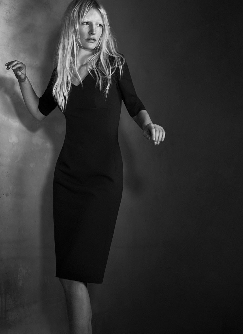 LidaBadayF13 05 Kirsten Owen Fronts Lida Baday Fall 2013 Campaign by Chris Nicholls
