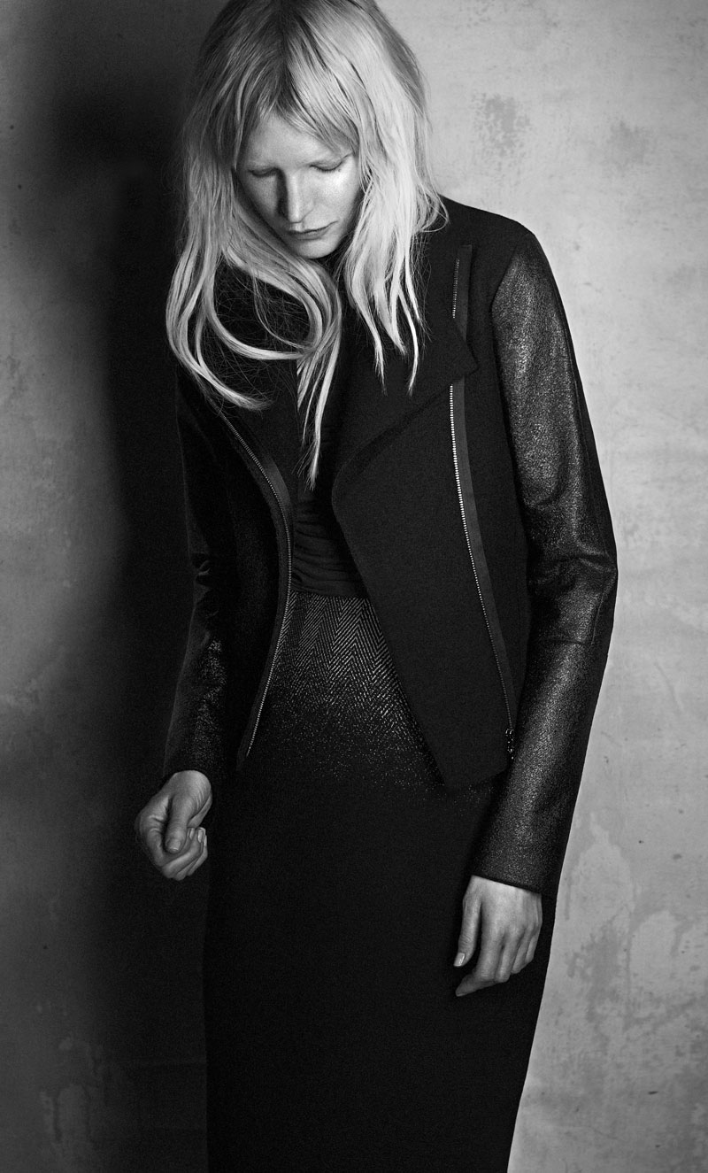 LidaBadayF13 06 Kirsten Owen Fronts Lida Baday Fall 2013 Campaign by Chris Nicholls