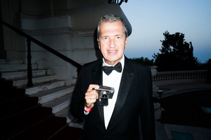 Mario Testino 800x531 Natalia Vodianova, Karl Lagerfeld and More Attend the 4th Annual Love Ball
