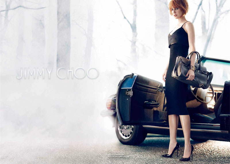 NicoleKidmanAssets4E7F042 Nicole Kidman Gets Seductive for Jimmy Choo Fall 2013 Campaign