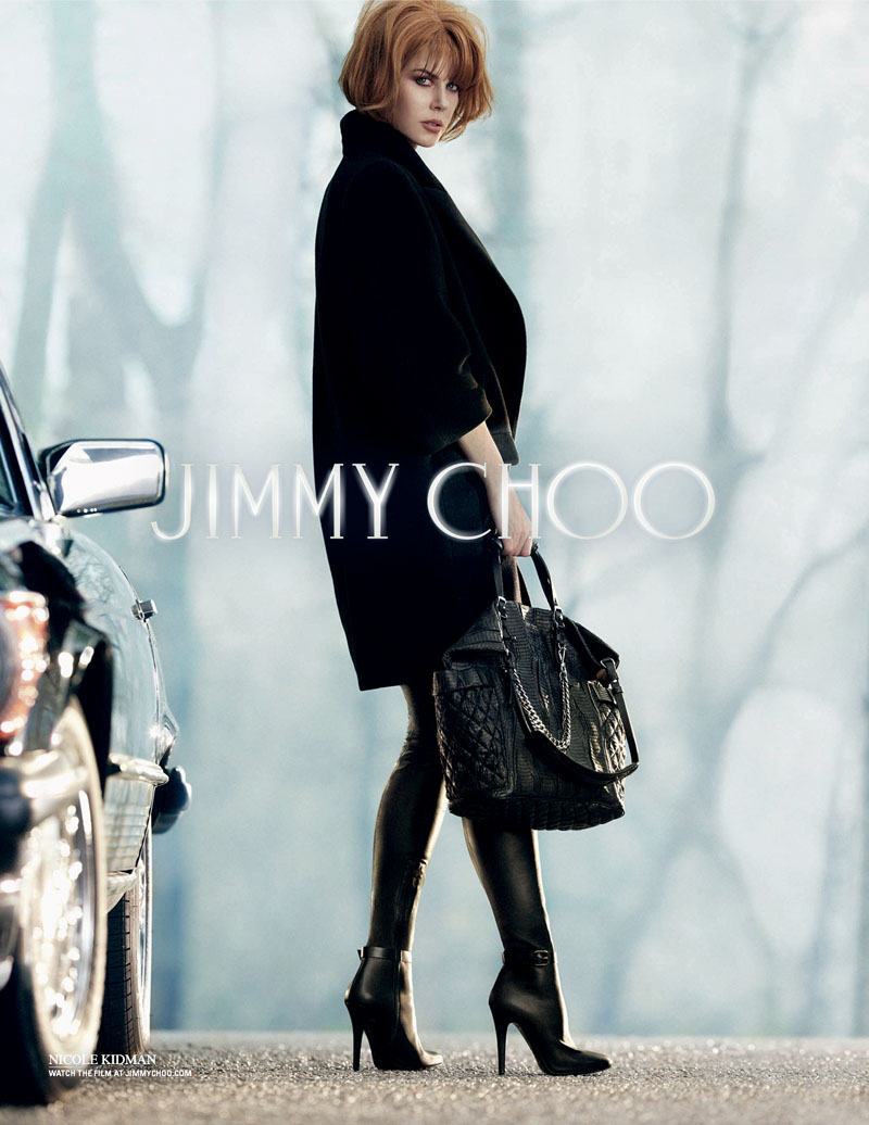 NicoleKidmanAssets 07 Nicole Kidman Gets Seductive for Jimmy Choo Fall 2013 Campaign