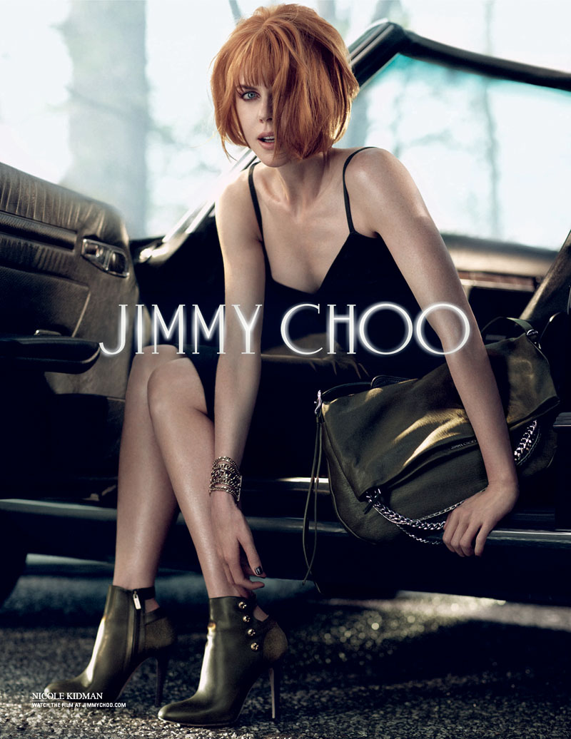NicoleKidmanAssets 10 Nicole Kidman Gets Seductive for Jimmy Choo Fall 2013 Campaign