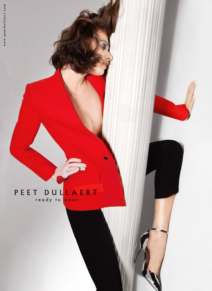 PEET DULLAERT CAMP AW1314 READYTOWEAR 2 LR Peet Dullaert Gets Topsy Turvy with Fall 2013 Campaign by Meinke Klein