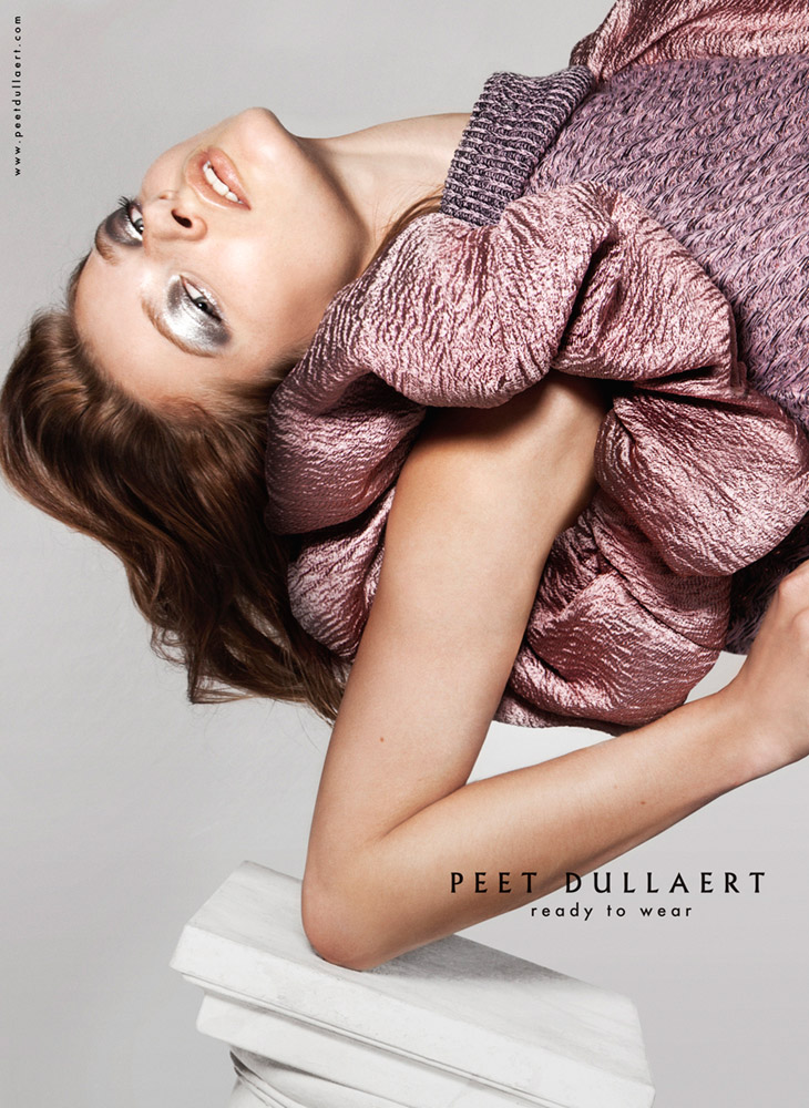 PEET DULLAERT CAMP AW1314 READYTOWEAR 3 LR Peet Dullaert Gets Topsy Turvy with Fall 2013 Campaign by Meinke Klein