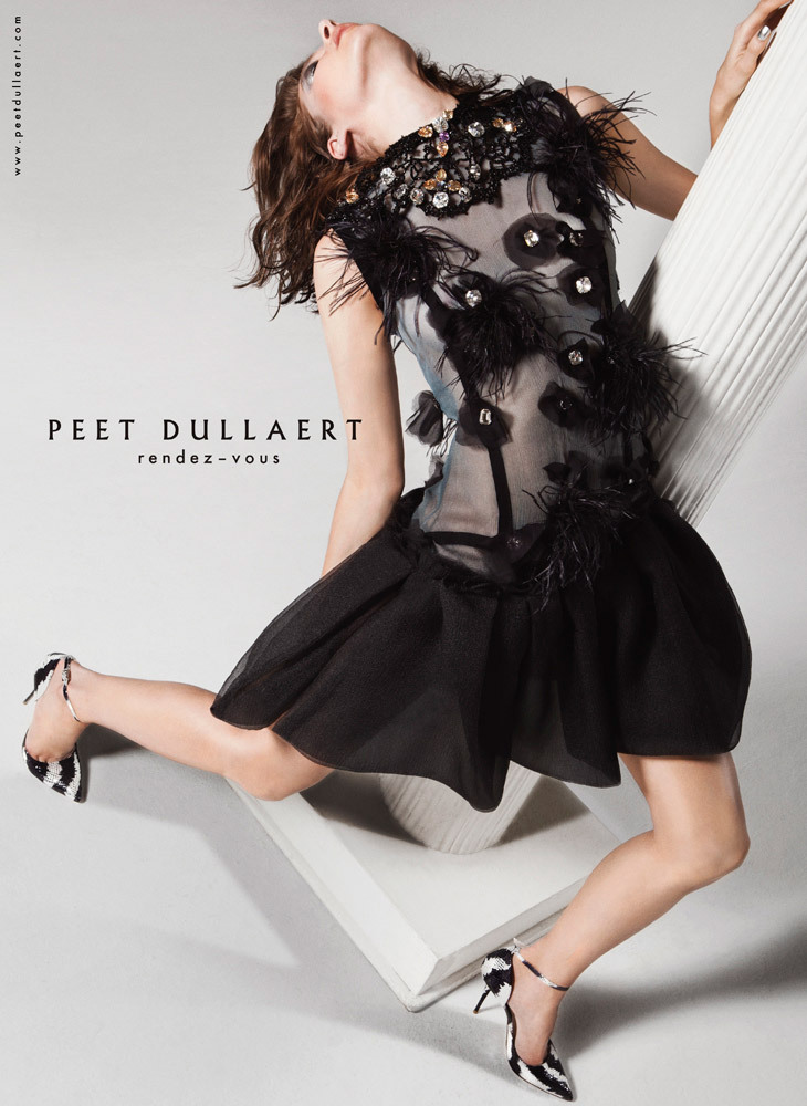 Peet Dullaert Gets Topsy Turvy with Fall 2013 Campaign