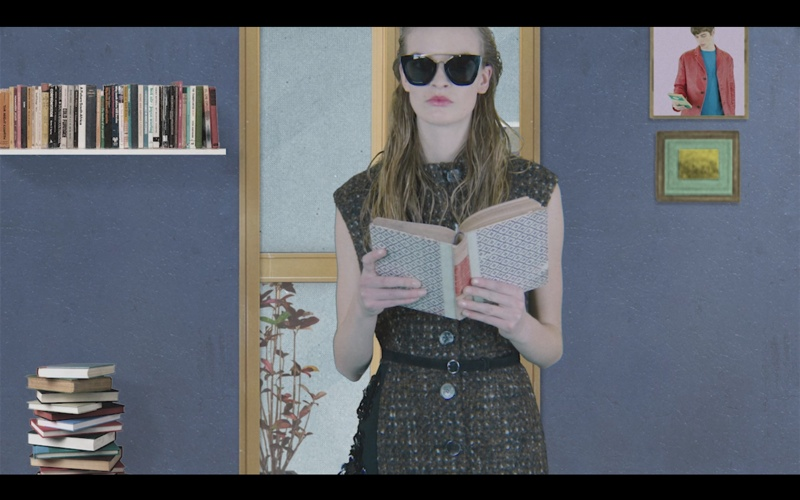 Prada Real Fantasies FW13 2 Watch Pradas Real Fantasies Film for F/W 2013