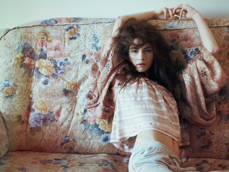 """Alba Galocha by Vladimir Martí in """"Dreaming in Color"""" for Fashion Gone Rogue"""
