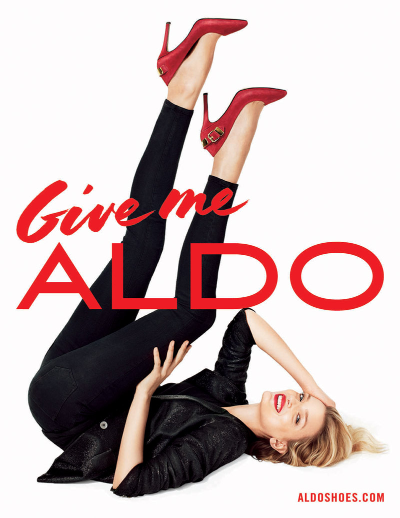 aldo fall advertising6 Aldo Taps Lily Donaldson, Jourdan Dunn, Jessica Stam and More for Fall 2013 Ads