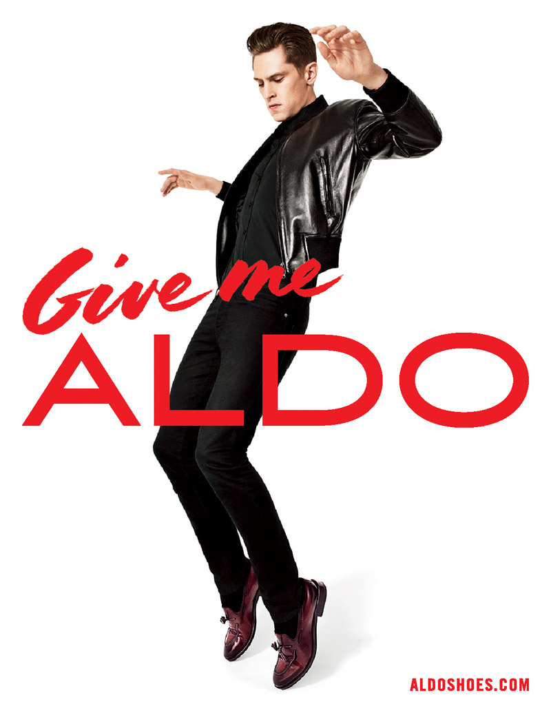 aldo fall advertising7 Aldo Taps Lily Donaldson, Jourdan Dunn, Jessica Stam and More for Fall 2013 Ads