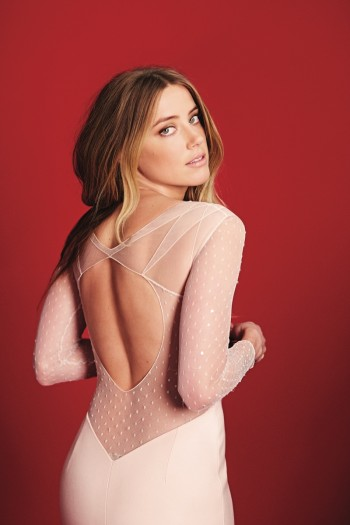 Amber Heard Graces Flare's September 2013 Issue