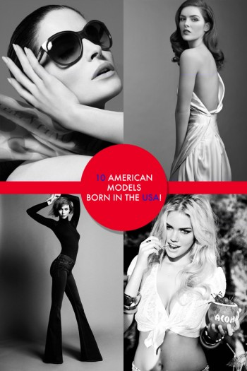 From Christy to Karlie: 10 American Models for July 4th