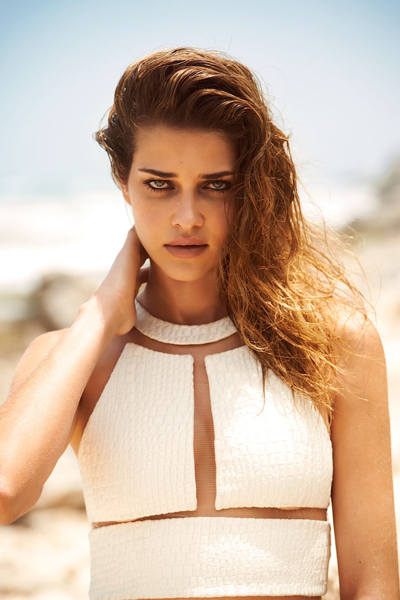 ana beatriz barros3 Ana Beatriz Barros Poses for Alexander Neumann in Harpers Bazaar Latin America July 2013