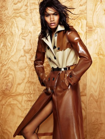 Arlenis Sosa Stars in Flare's August 2013 Issue by Jason Kim