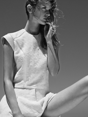 Bassike's Spring/Summer 2013 Campaign Goes Back to Basics