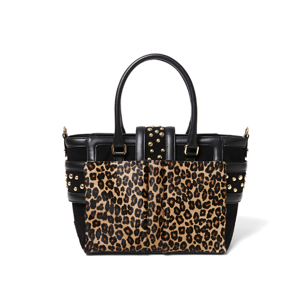 blumarine bag 7 Animal Print Looks to Go Wild Over