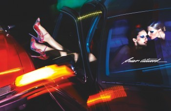 Brian Atwood's Fall 2013 Campaign Enlists Julia Stegner and Emily DiDonato