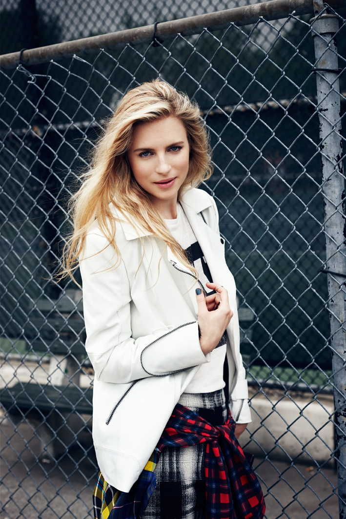 brit marling actress3 Brit Marling Stars in ASOS Magazines September 2013 Issue
