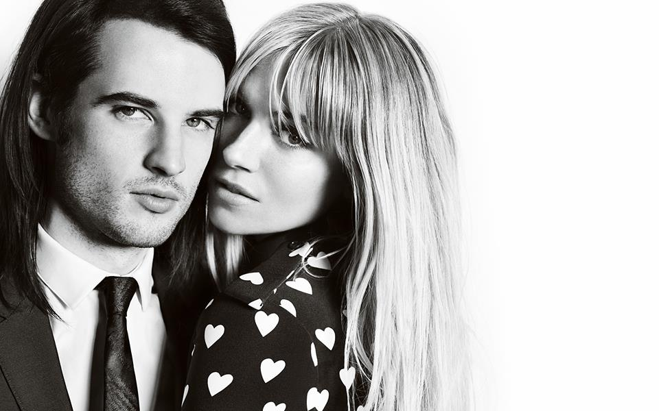 burberry sienna miller4 Sienna Miller Fronts Burberry Fall 2013 Campaign with Beau Tom Sturridge