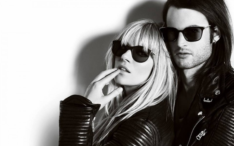 Sienna Miller Fronts Burberry Fall 2013 Campaign with Beau Tom Sturridge