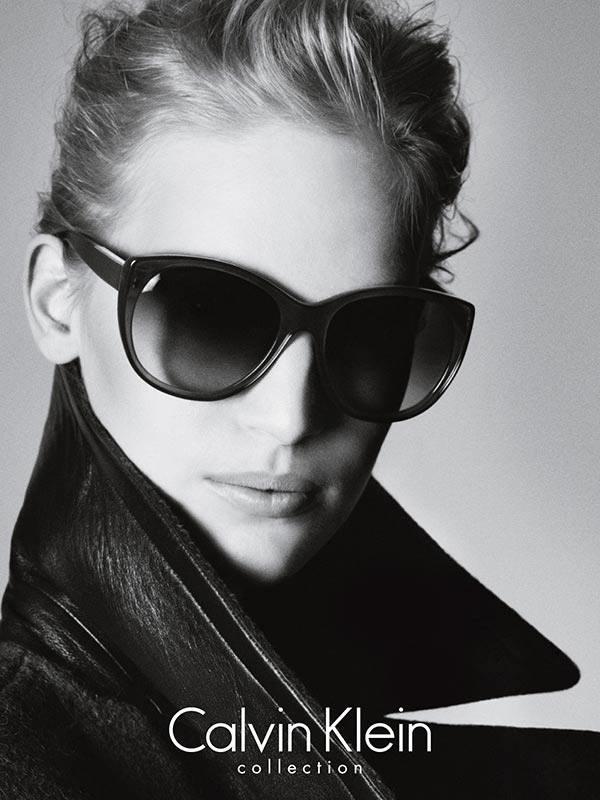 calvin klein fall ads7 Vanessa Axente Stars in Calvin Kleins Fall 2013 Campaign by Mert & Marcus