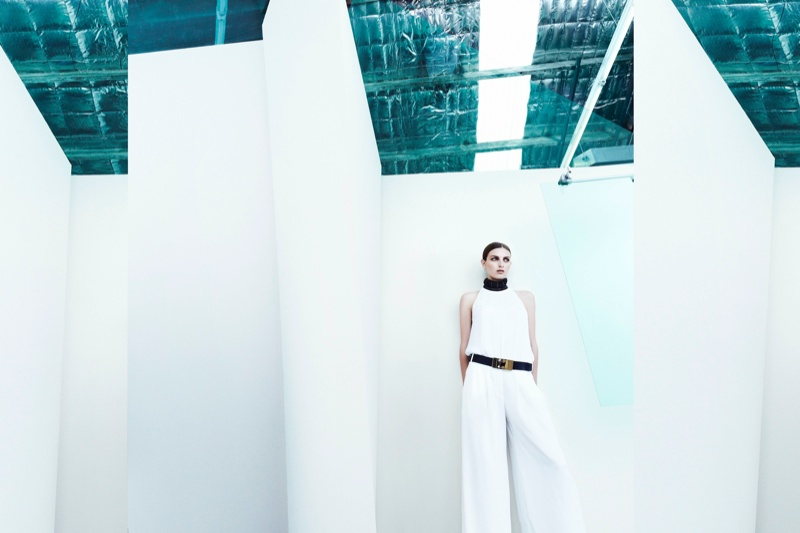 Rose Smith Stars in Camilla and Marc Spring/Summer 2013 Campaign