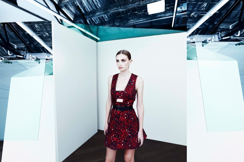 camilla marc ss campaign12 Rose Smith Stars in Camilla and Marc Spring/Summer 2013 Campaign
