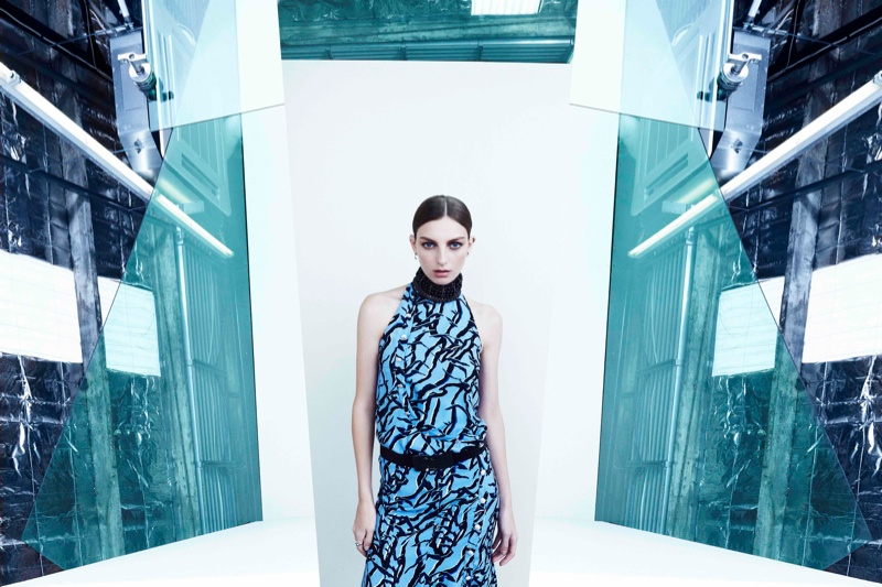 camilla marc ss campaign7 Rose Smith Stars in Camilla and Marc Spring/Summer 2013 Campaign