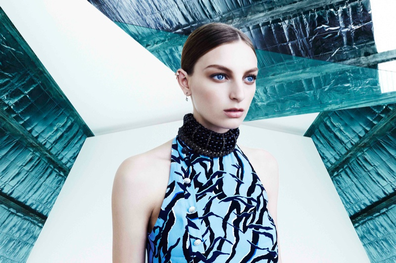 camilla marc ss campaign8 Rose Smith Stars in Camilla and Marc Spring/Summer 2013 Campaign