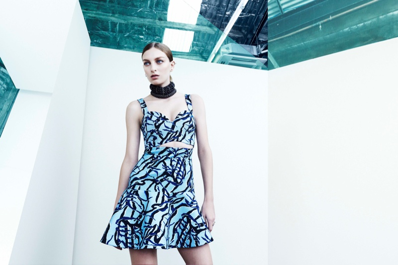 camilla marc ss campaign9 Rose Smith Stars in Camilla and Marc Spring/Summer 2013 Campaign