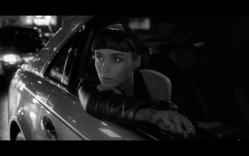 ck downtown Watch Rooney Mara in DOWNTOWN Calvin Klein Film