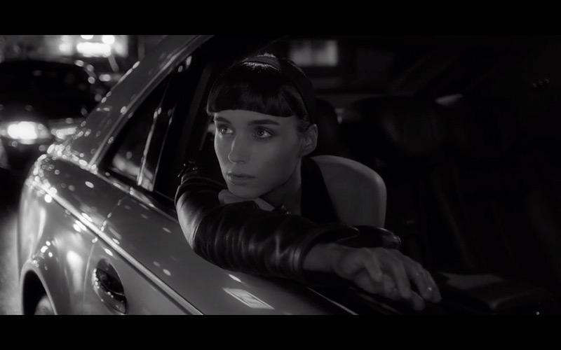 Watch Rooney Mara in DOWNTOWN Calvin Klein Film