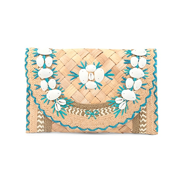 clutch 8 Essentials for Your Summer Beach Outing