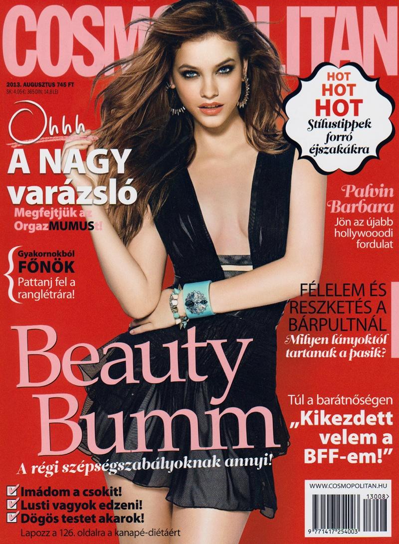 cosmo barbara palvin6 Barbara Palvin Graces Cosmopolitan Hungary August 2013 by Vince Barati