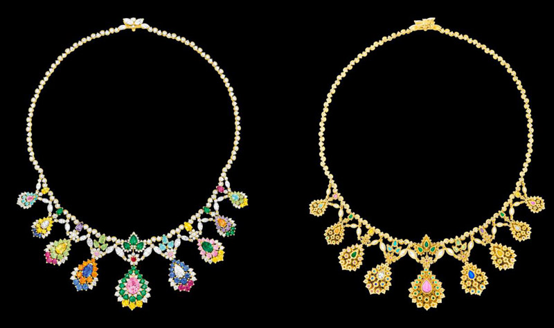 dior cher collection6 The Cher Dior High Jewelry Collection is Mad About Color
