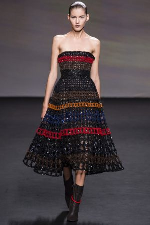 dior couture fall 2013 34 300x450 Dior Haute Couture Fall 2013 Collection