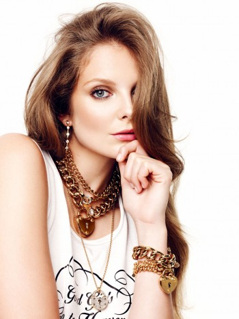 Eniko Mihalik Fronts Juicy Couture Style Update