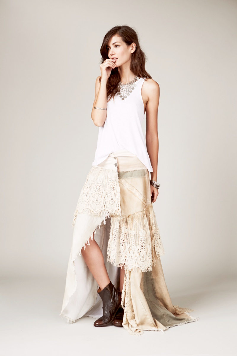 free people skirts1 Free Peoples Limited Edition Skirt Collection